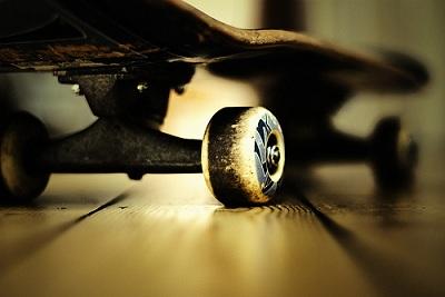 rysy na podłodze