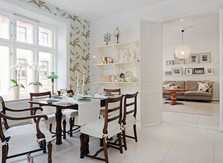 Biała podłoga w mieszkaniu – czy warto?